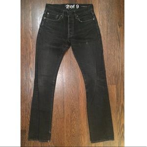 Lucky Brand Heritage Slim Distressed Jeans 28x32